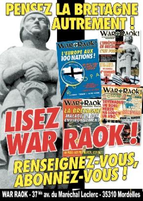 War-Raok, revue nationaliste bretonne