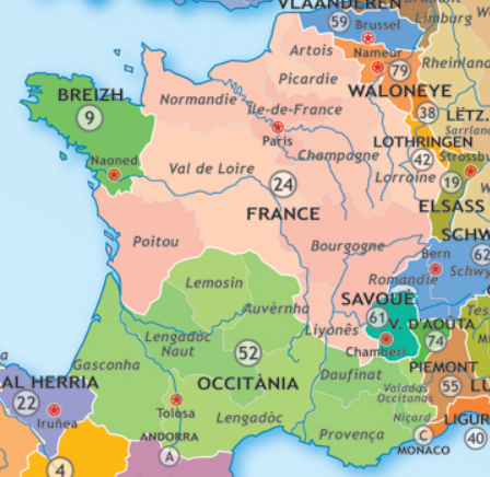 Minorités ethniques en France