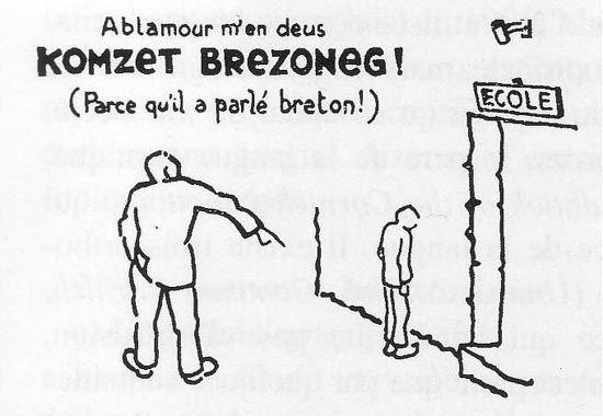 Le breton à l'école