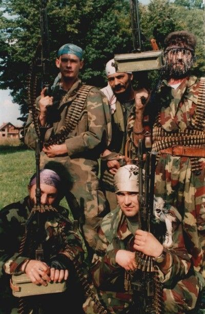 Milice serbe