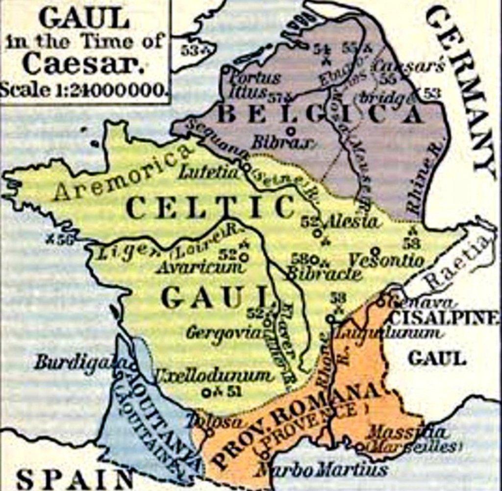 Gaule César