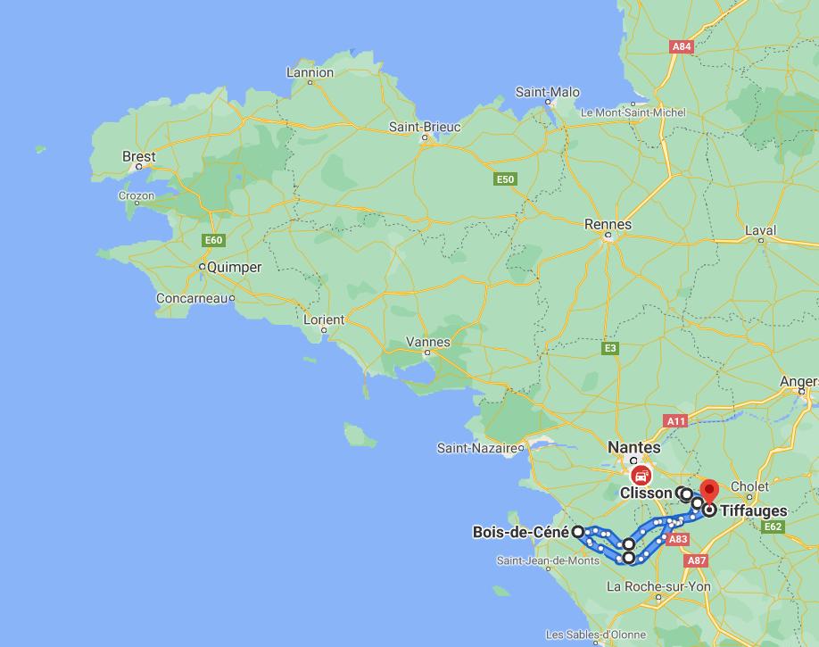 Garnison romaine Bretagne